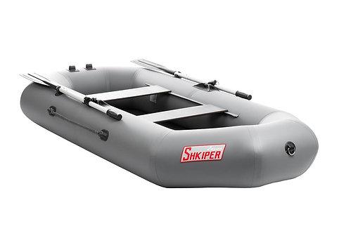 Лодка Шкипер 260 (серый)