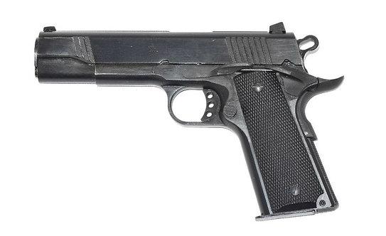 Охолощенный СХП пистолет Кольт 1911 кал.10х31(Черн.оксид)