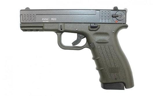Охолощенный СХП пистолет K17 Kurs (Glock 17) 10ТК, зеленый