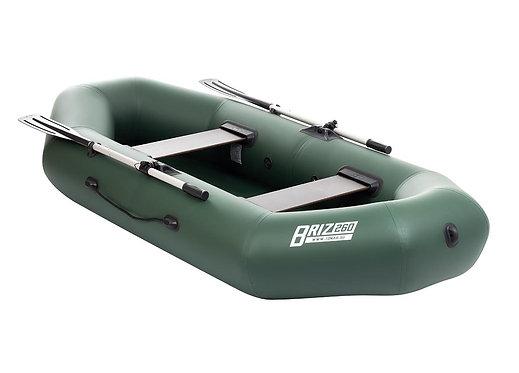 Лодка Бриз 260 (зеленый)