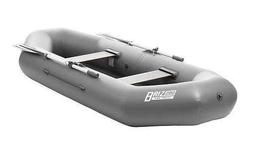 Лодка Бриз 280 (серый)
