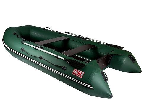 Лодка Алтай 320L под мотор
