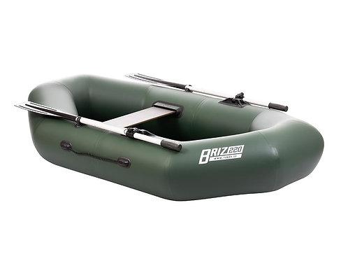 Лодка Бриз 220 (зеленый)