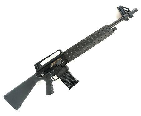 Охолощенный СХП карабин AR-15 СО под патрон 7, 62х39