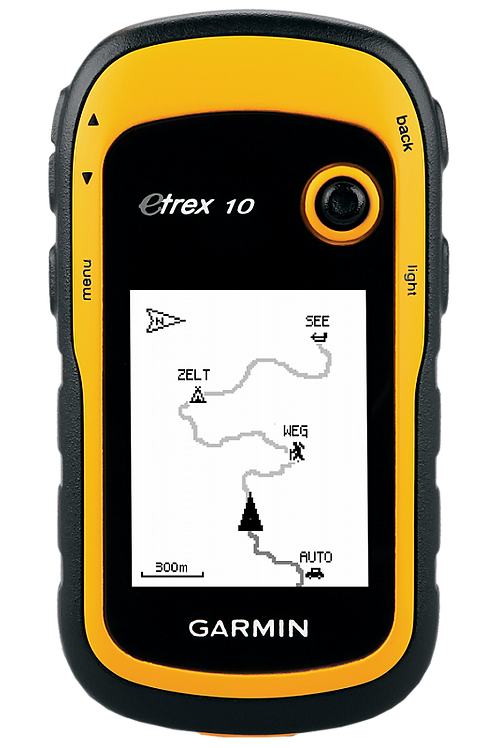 Навигатор Garmin ETREX10
