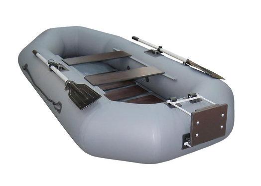 Лодка Шкипер 260нт (серый)