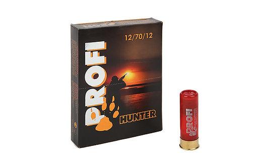 Патрон 12/70 картечь 8,5 32 г Азот PROFI HUNTER (в пачке 10 шт, цена 1 пат