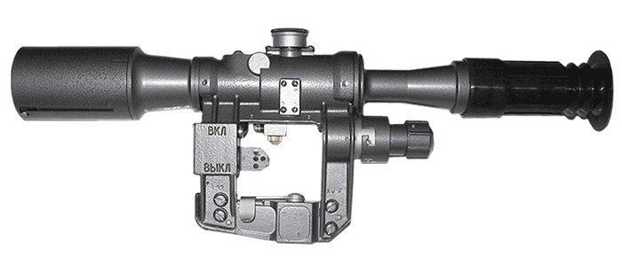 Оптический прицел ПСО 6х36-01 (Тигр) (парабола)