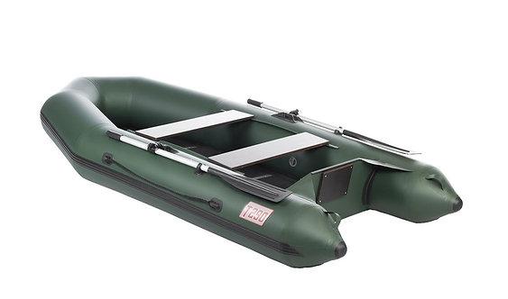 Лодка Капитан Т290 (киль+пол) под мотор