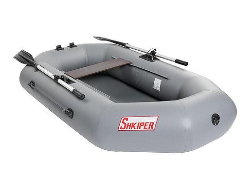 Лодка Шкипер 220 (серый)