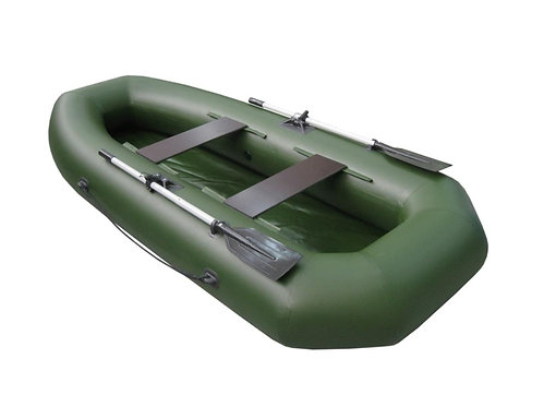 Лодка Капитан (зеленый)