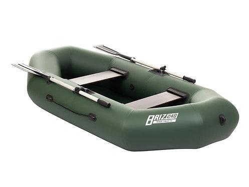 Лодка Бриз 240 (зеленый)