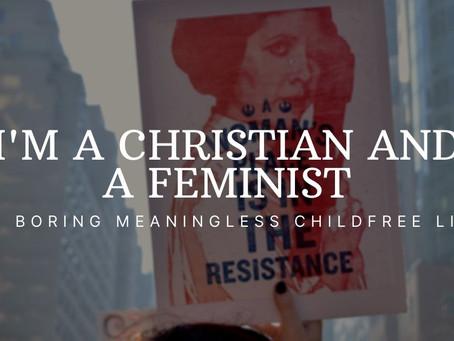 I'm a Christian and a Feminist