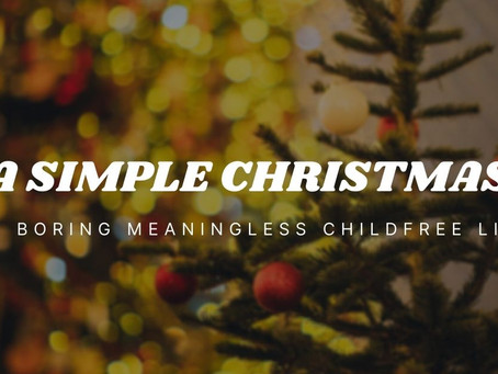 Simple Christmas Bucket List