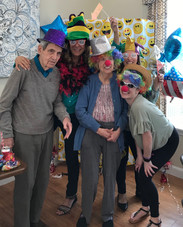 Carnival Day at Legacy Care!