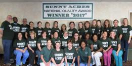 Silver Quality Award Winning Staff