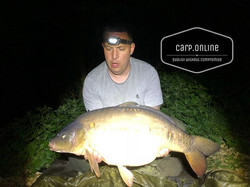 _busterdarryllanthony contacted us with news of his first 30+ of the year, catching it using our Sco