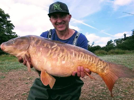A Perfect Days Carping..... by Tim Thornton