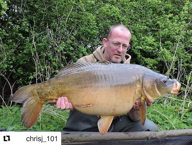 #Repost _chrisj_101 (_get_repost)_・・・_What a result _chrisj_101_👌Good angling.__Just a day session