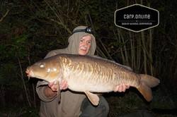 Steve Cartwright 20lb + Mirror, Carp