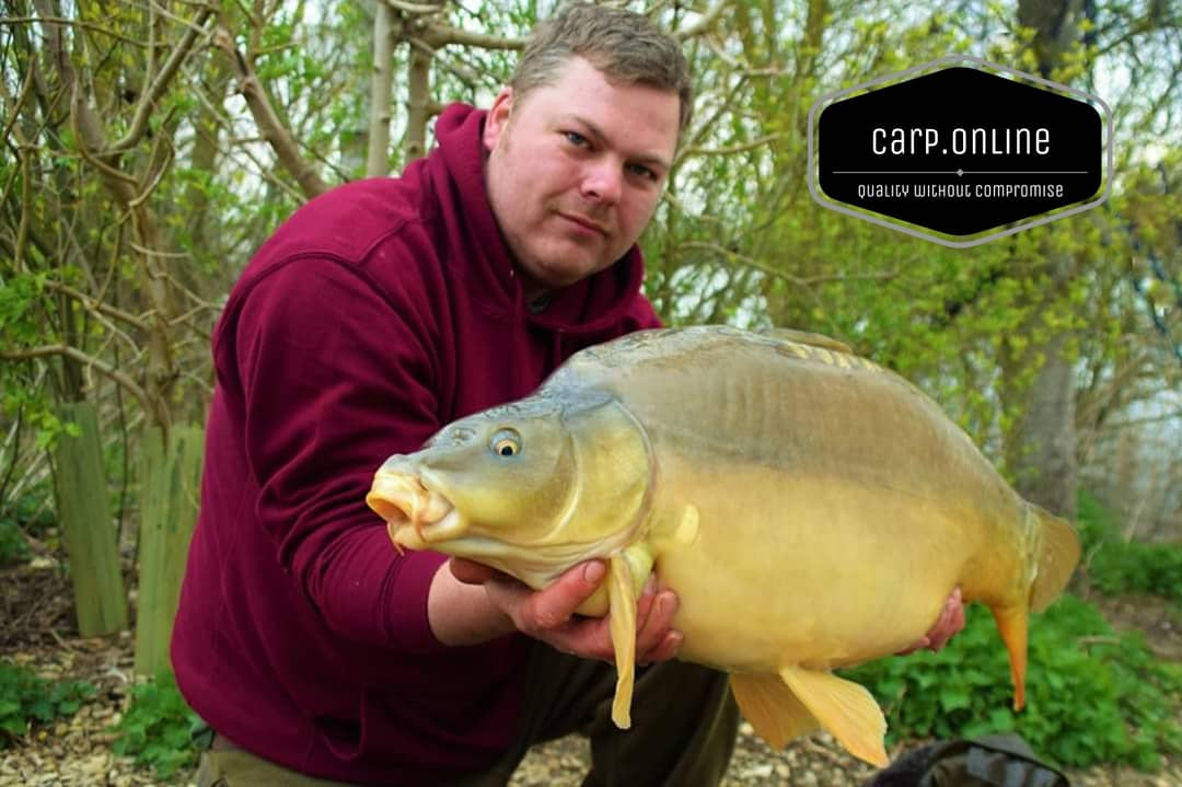 Ben Flockton Carp Tackle Online