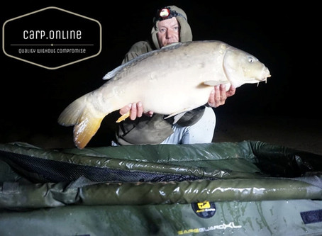Winter Carp Fishing – Getting it right!!