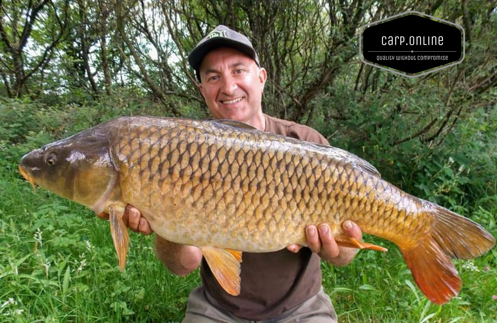Tim Thornton carp tackle online