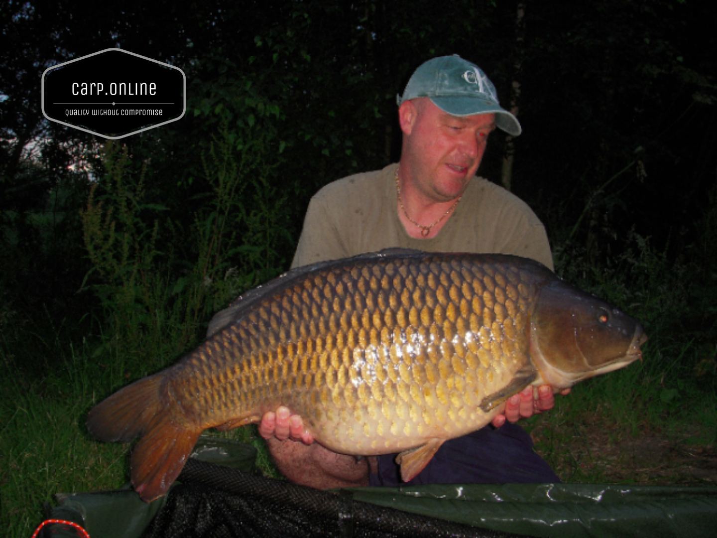 Darren Harries carp tackle online