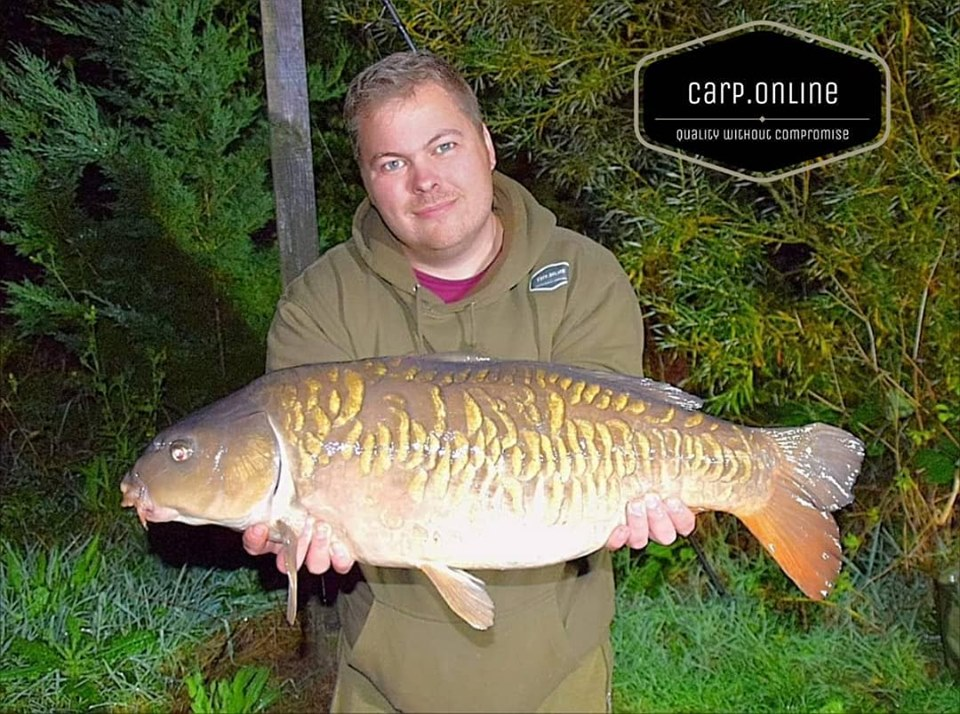 Ben Flockton Carp Tackle Online 20 mirro