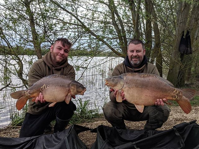 26 wet and blustery hours on _linearfisheriesofficial Brasenose 2, despite the weather _mark_carp