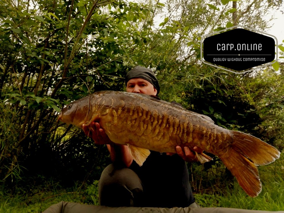 carp tackle online - steve cartwright