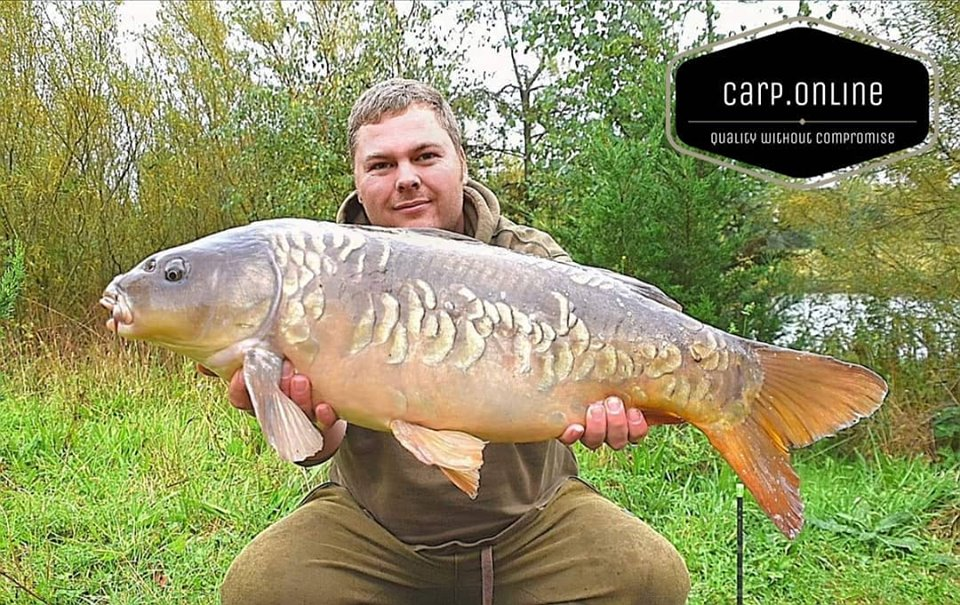 Ben Flockton 20lb + Mirror , Carp Tackle