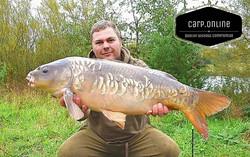 Ben Flockton 20lb + Mirror , Carp Tackle