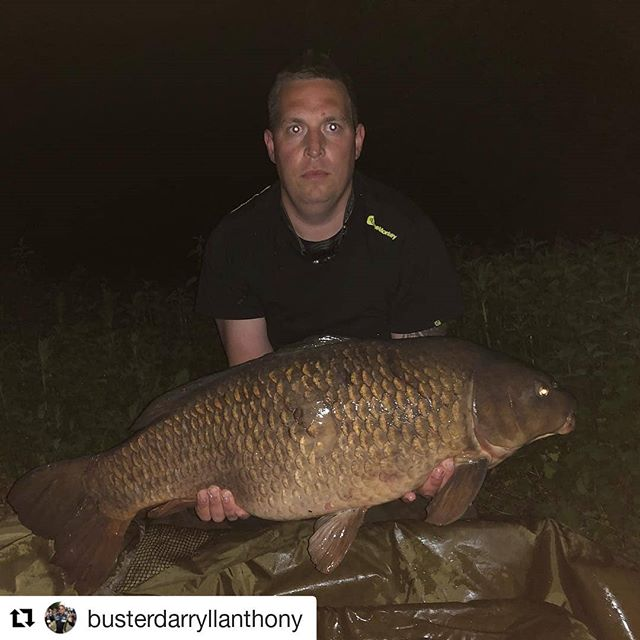 #Repost _busterdarryllanthony (_get_repost)_・・・_Second quick over nighter and second 30+ _carp