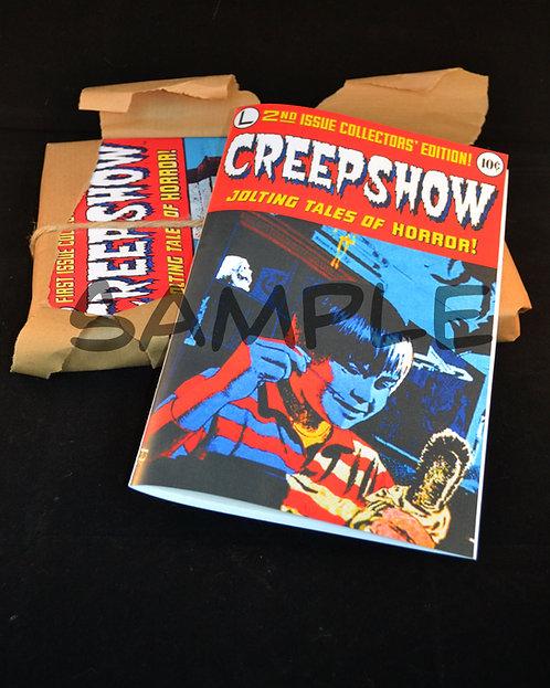 Creepshow 2 comic replica