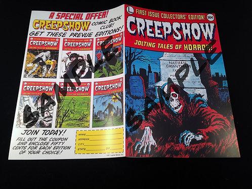 Creepshow Comic Replica
