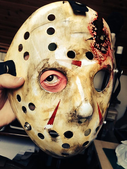 Jason voorhees Mask eye insert