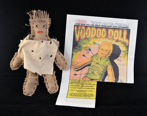 Creepshow Voodoo Doll Replica