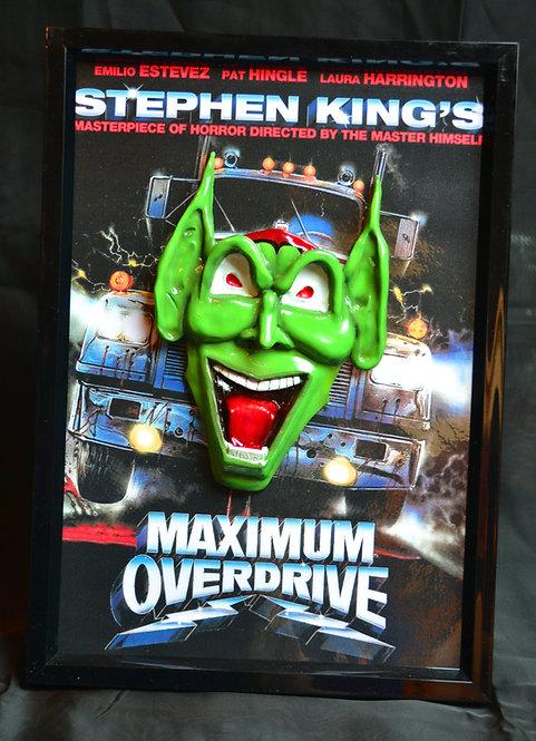 Maximum Overdrive 3D Movie Poster