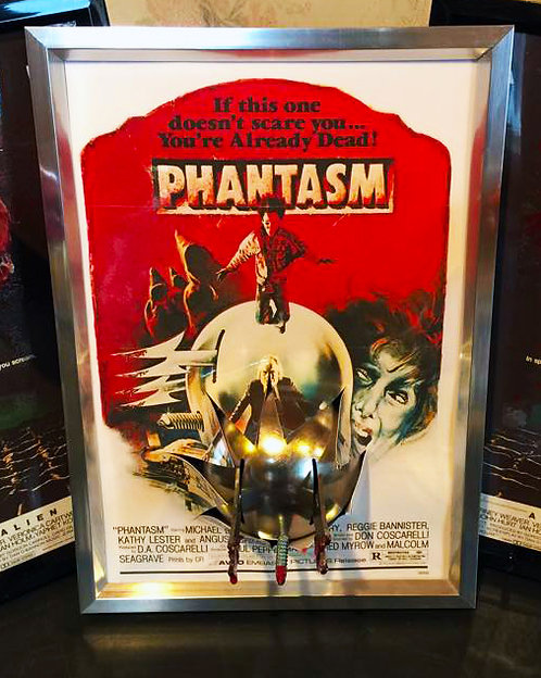Phantasm 3D Movie Poster