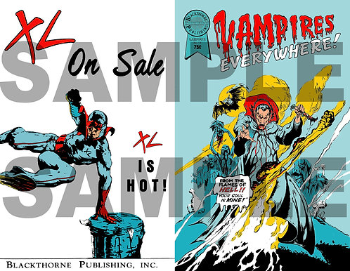 Vampires Everywhere Comic Replica - DELUXE EDITION