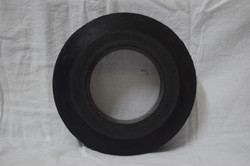 Rubber ring for convyor system