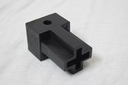 Nylon Connector for HVAC Plant