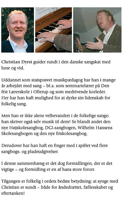Christian Dyrst
