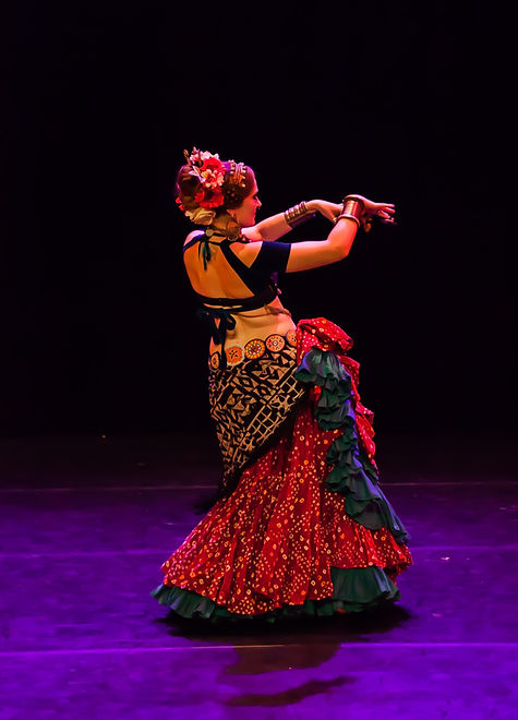 Ephedra Tribal Dance ATS® FCBD® Tribal Fusion
