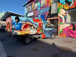 Graffitisthlm