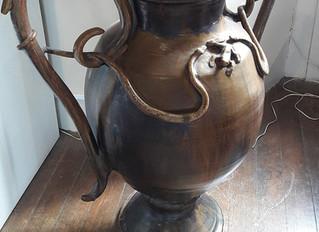 La poterie à Saint-Amand, le musée du grès.... souvenirs, souvenirs
