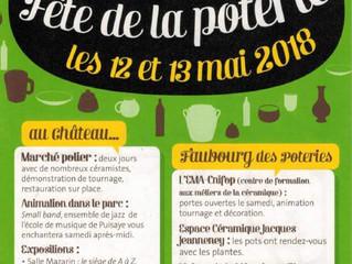 La fête de la Poterie à Saint-Amand