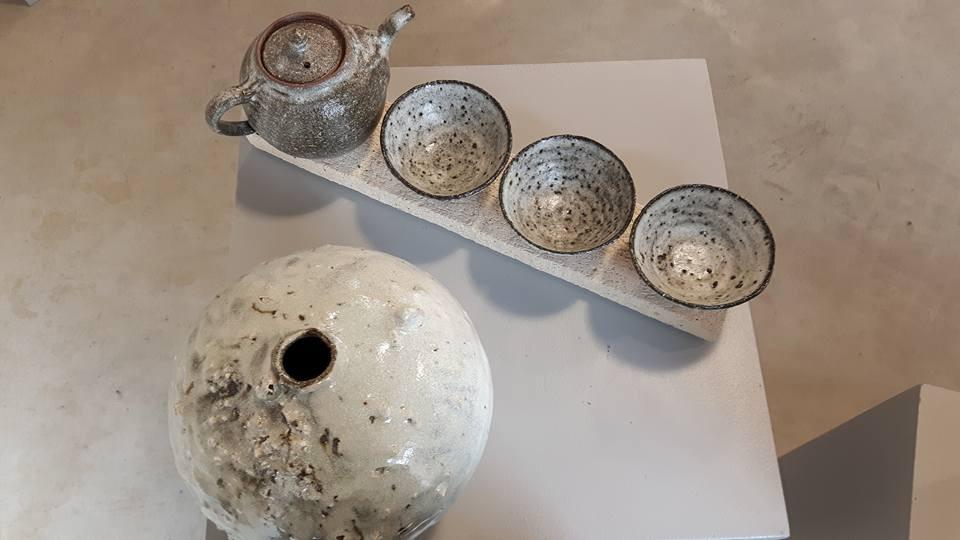Cérémonie du thé par Benoît Audureau