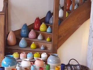 Nos potiers sont sympas : La boutique du potier (post n°7)